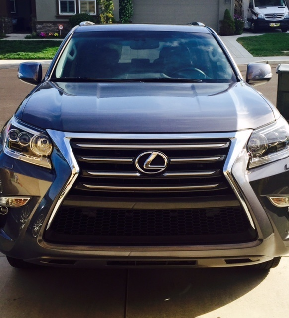 2015 / 2016 Lexus GX 460 For Sale In Your Area