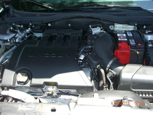 2010 Lincoln MKZ