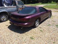 Picture of 1996 Pontiac Firebird Base