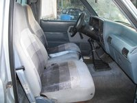 Picture of 1991 Ford Ranger S Standard Cab SB, interior