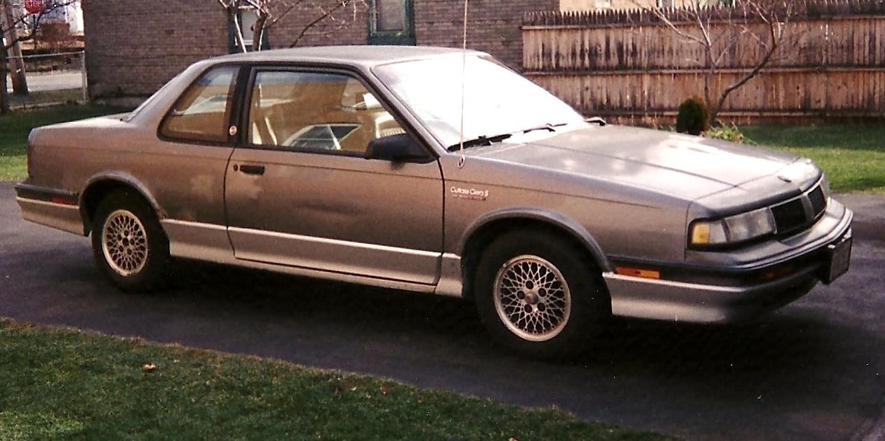 1986 Oldsmobile Cutlass Ciera - Overview - CarGurus