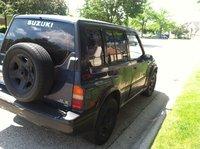 Picture of 1996 Suzuki Sidekick 4 Dr Sport JX 4WD SUV, exterior