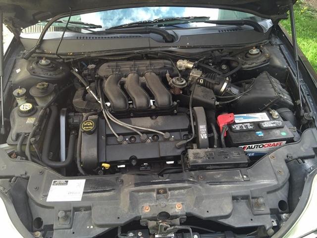 Picture of 2001 Mercury Sable LS Premium Sedan FWD, engine, gallery_worthy