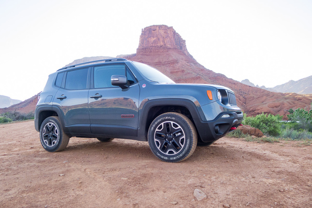 Picture of 2015 Jeep Renegade, exterior