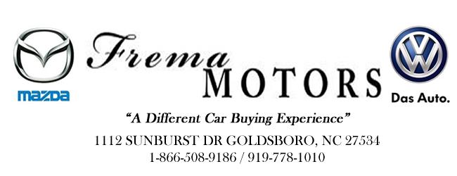 Frema motors inc goldsboro nc reviews deals for Frema motors goldsboro nc