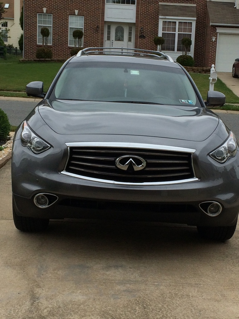 new 2014 2015 infiniti qx70 for sale cargurus. Black Bedroom Furniture Sets. Home Design Ideas