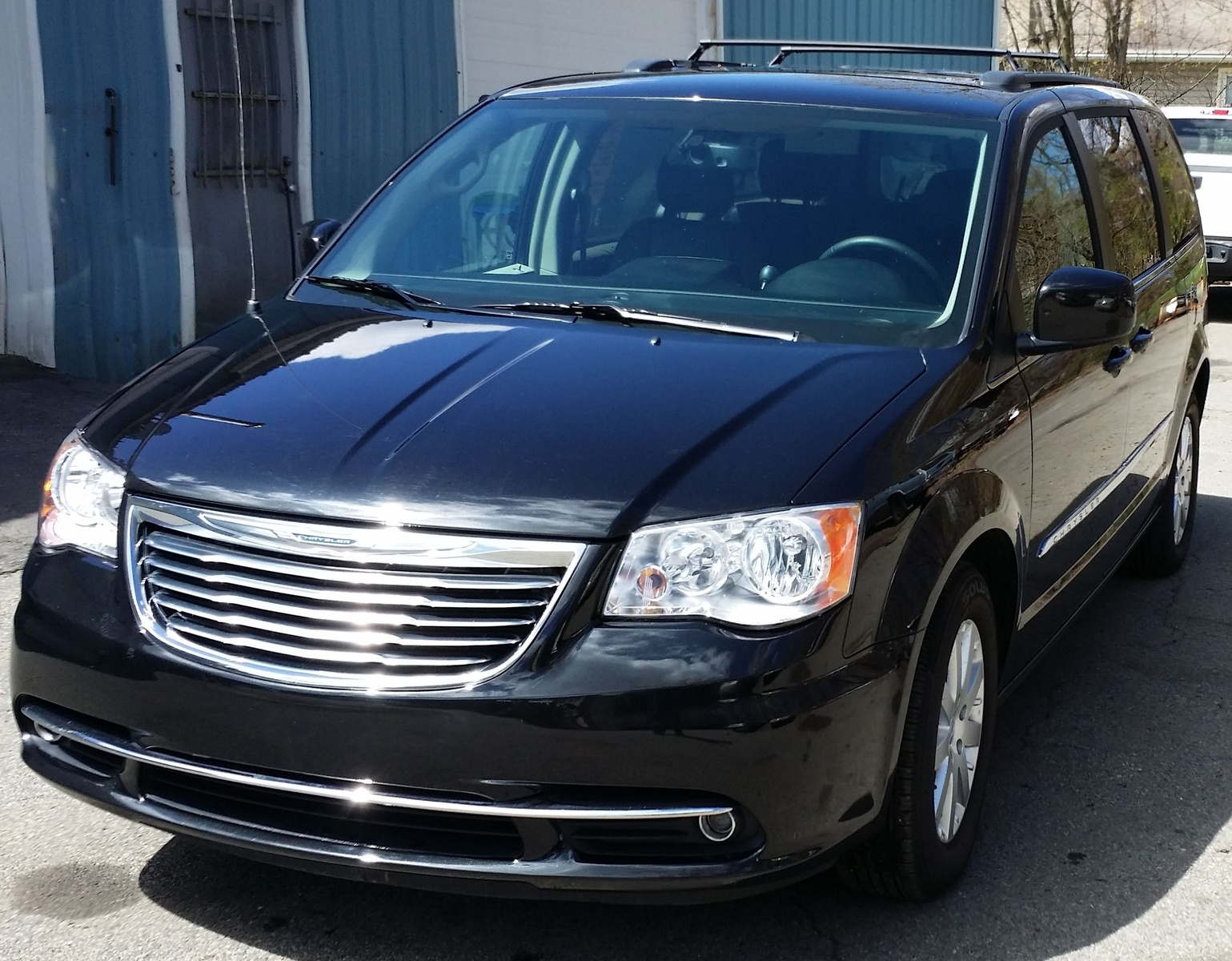 2014 chrysler town country review cargurus. Black Bedroom Furniture Sets. Home Design Ideas