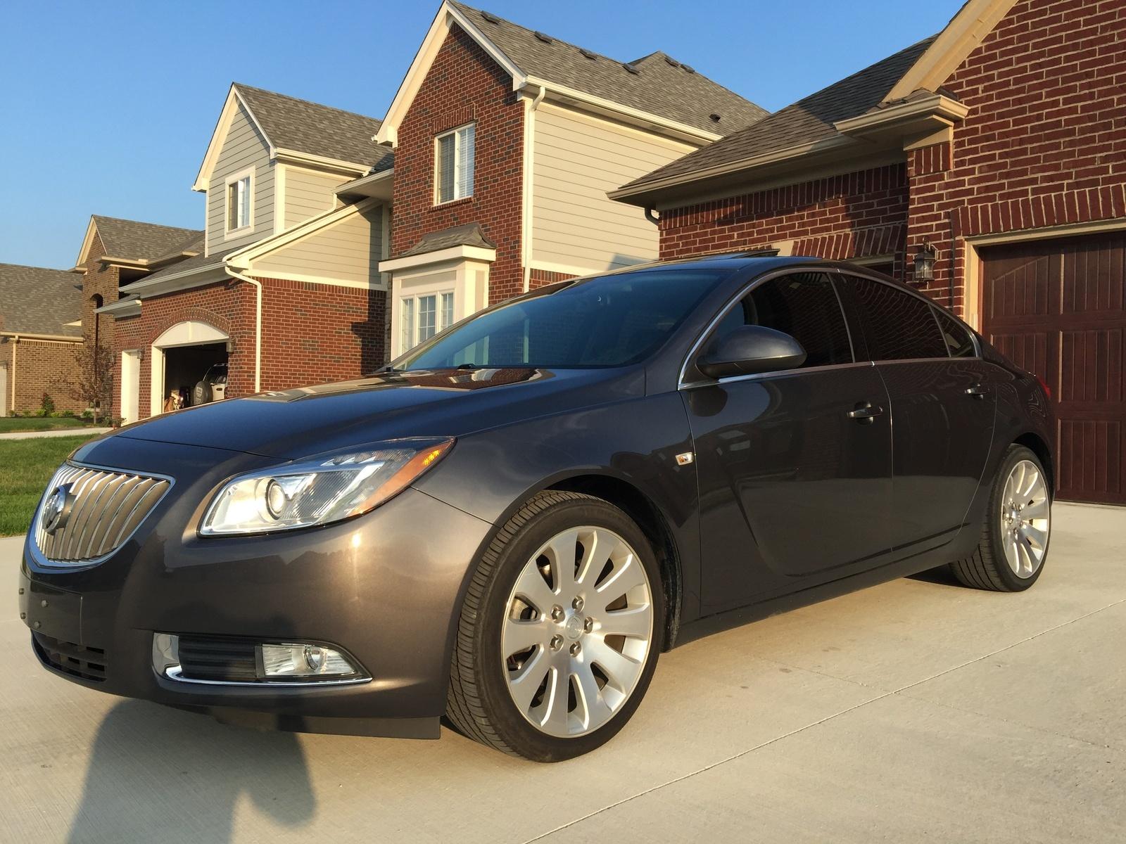 cxl original car review driver buick regal reviews photo s and