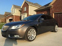 Picture of 2011 Buick Regal CXL Turbo Sedan FWD, exterior, gallery_worthy
