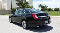 Picture of 2015 Lincoln MKS Sedan, exterior, gallery_worthy