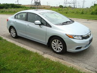 Picture of 2012 Honda Civic Natural Gas, exterior