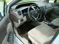 Picture of 2012 Honda Civic Natural Gas, interior