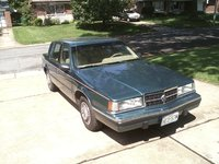 Picture of 1992 Dodge Dynasty 4 Dr LE Sedan, exterior