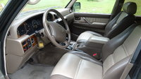 Picture of 1997 Toyota Land Cruiser 40th Anniversary Limited 4WD, interior, gallery_worthy