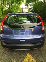 Picture of 2014 Honda CR-V LX AWD, exterior