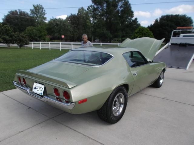 Picture of 1972 Chevrolet Camaro