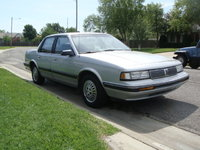 Picture of 1991 Oldsmobile Cutlass Calais 4 Dr SL Sedan, exterior