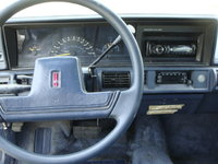 Picture of 1991 Oldsmobile Cutlass Calais 4 Dr SL Sedan, interior