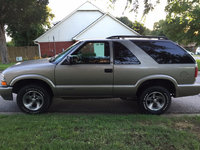 Picture of 1999 Chevrolet Blazer 2 Door LS, exterior
