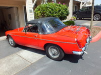 1964 MG MGB Picture Gallery
