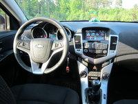 Picture of 2014 Chevrolet Cruze Eco Sedan FWD, interior, gallery_worthy