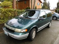 Picture of 1995 Mercury Villager 3 Dr LS Passenger Van, exterior