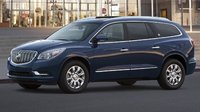 2016 Buick Enclave, Front-quarter view. Copyright General Motors, exterior, manufacturer