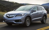 2016 Acura RDX, Front-quarter view, exterior, manufacturer, gallery_worthy