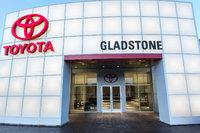 Toyota of Gladstone logo