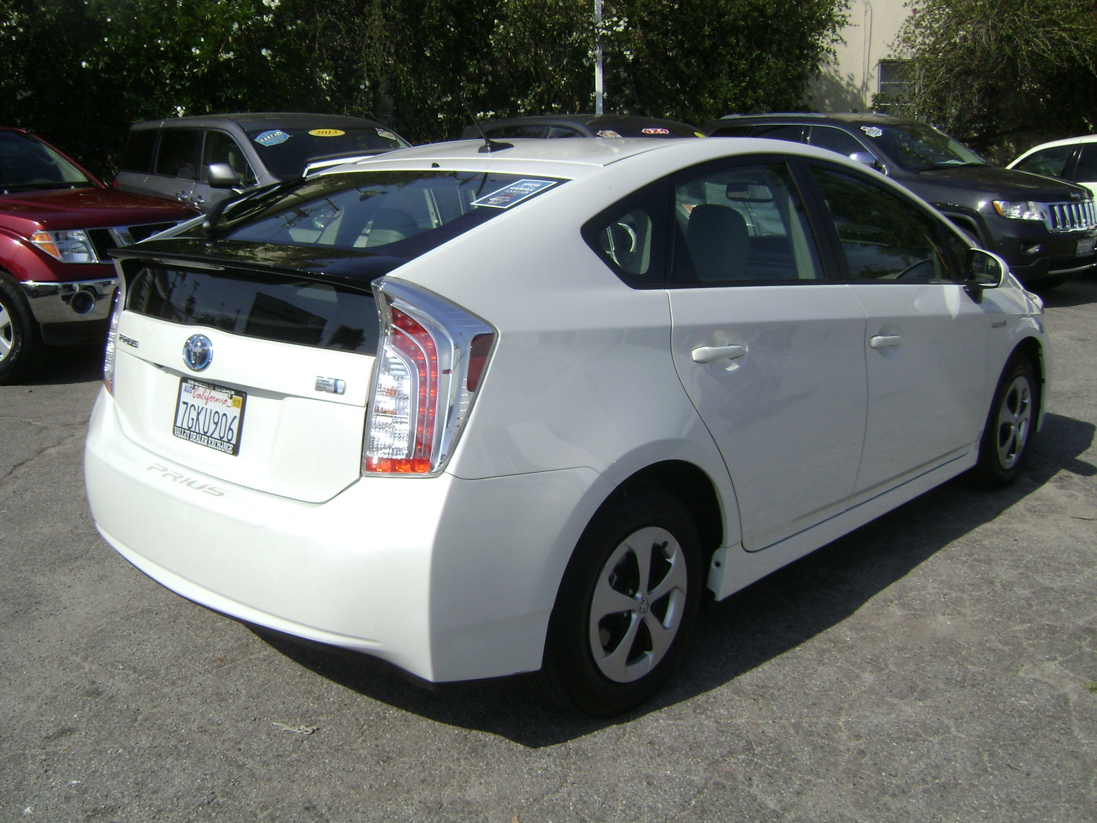 2014 toyota prius review cargurus. Black Bedroom Furniture Sets. Home Design Ideas