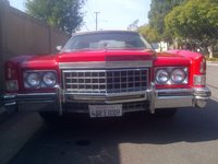 Picture of 1973 Cadillac Eldorado, exterior, gallery_worthy