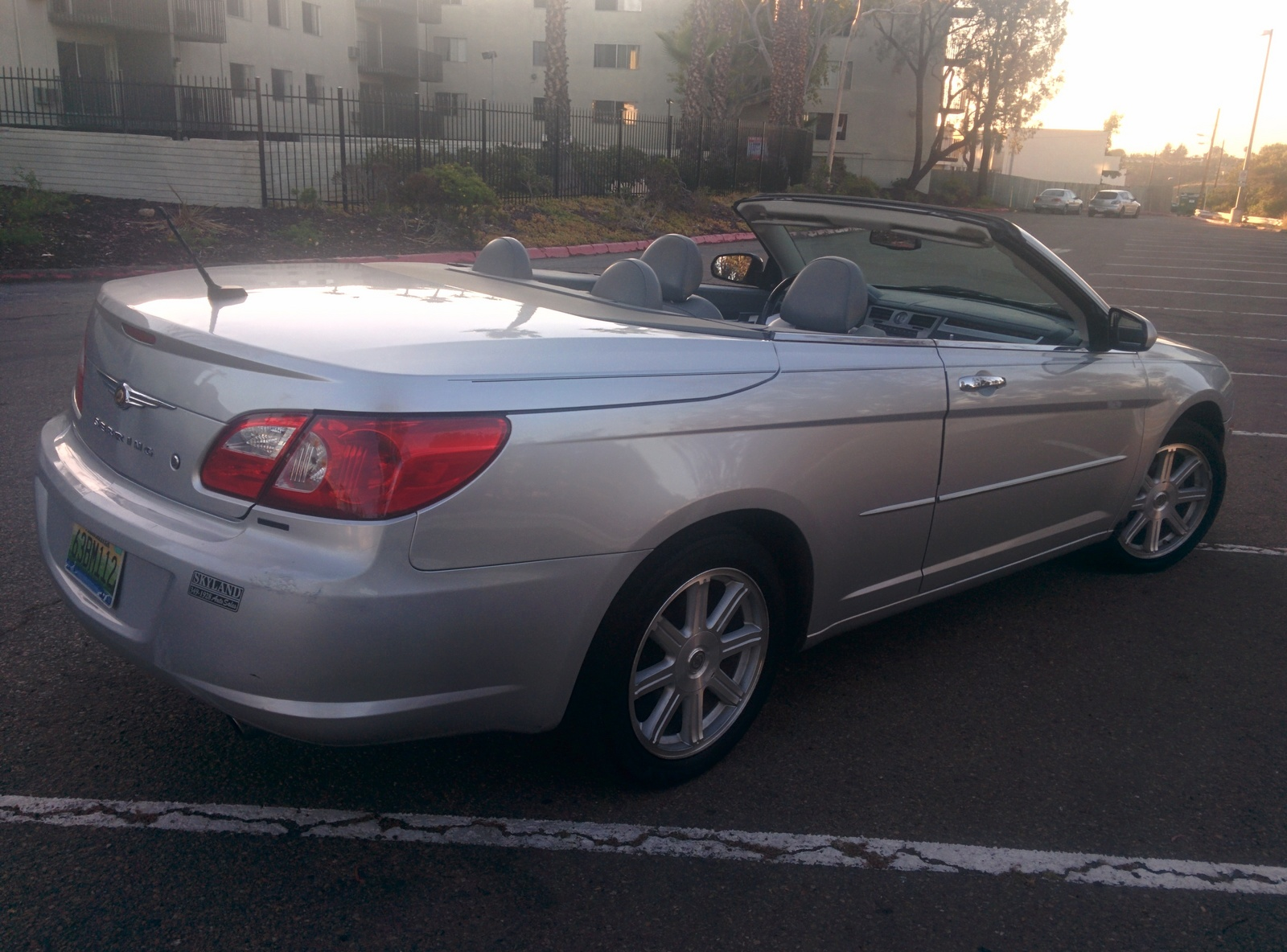the revamped chrysler sebring convertible was the first sebring model. Cars Review. Best American Auto & Cars Review