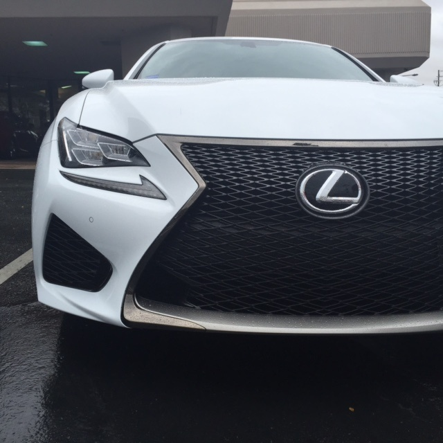 New 2015 / 2016 Lexus RC F For Sale