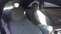 Picture of 2012 Cadillac CTS Coupe Performance, interior, gallery_worthy