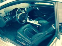 Picture of 2012 Cadillac CTS Coupe Base, interior, gallery_worthy