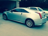 Picture of 2012 Cadillac CTS Coupe Base, exterior, gallery_worthy