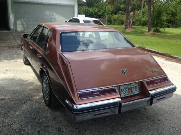 Picture of 1982 Cadillac Cimarron