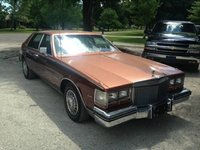 1982 Cadillac Seville Overview
