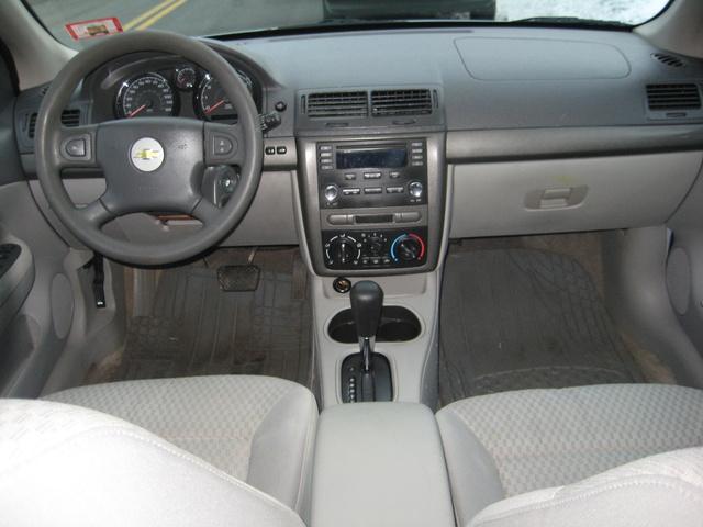 Picture Of 2005 Chevrolet Cobalt LS Sedan FWD, Interior, Gallery_worthy