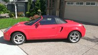 Picture of 2004 Toyota MR2 Spyder 2 Dr STD Convertible