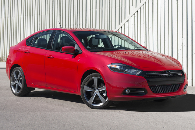 2015 Dodge Dart Overview Cargurus