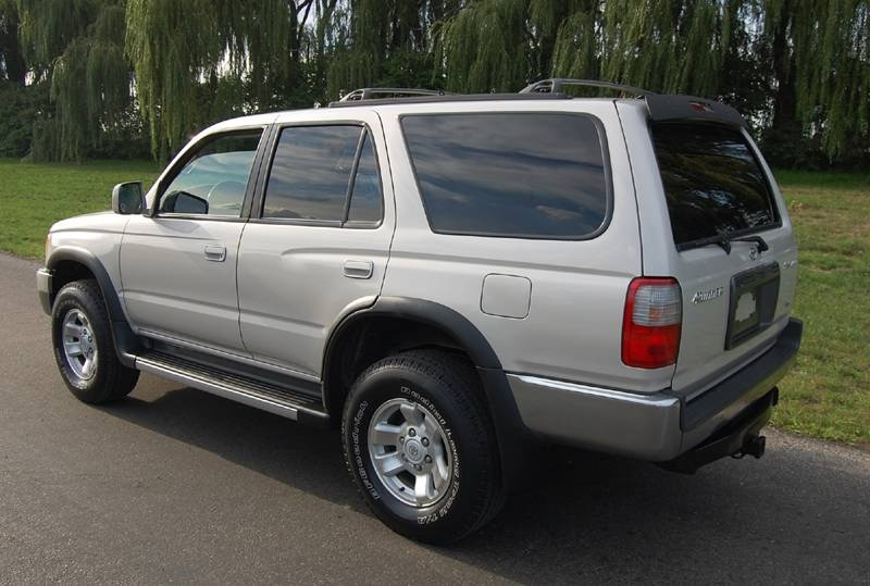 Cargurus Toyota 4runner >> Toyota 4Runner Questions - Will exterior parts from a 99 4Runner fit on a 98 4Runner - CarGurus