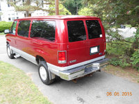 Picture of 1999 Ford E-350 Chateau Passenger Van, exterior