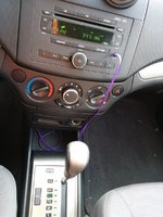 Picture of 2008 Chevrolet Aveo Aveo5 LS, interior