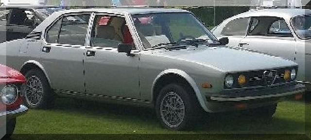 Picture of 1979 Alfa Romeo Alfetta, exterior, gallery_worthy