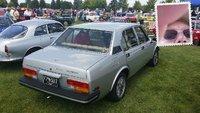 1979 Alfa Romeo Alfetta Overview