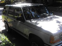 1992 Ford Explorer 4 Dr XL 4WD SUV, Full Right side view, exterior