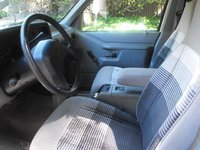 1992 Ford Explorer 4 Dr XL 4WD SUV, Interior front, interior, gallery_worthy