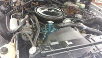 Picture of 1976 Oldsmobile Cutlass Supreme, engine
