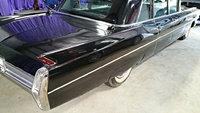1965 Cadillac Fleetwood Overview